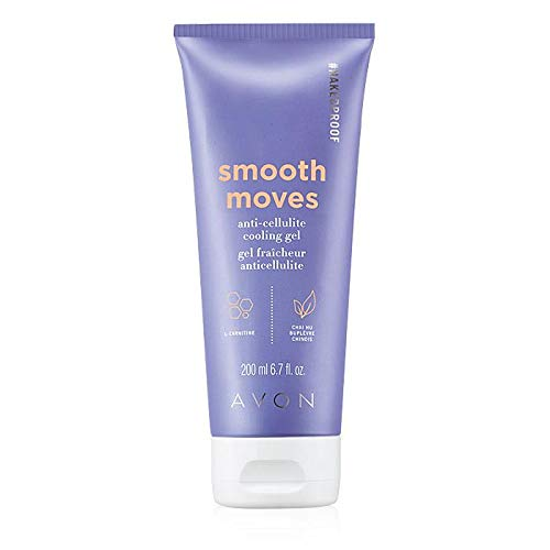 Avon NAKED PROOF Smooth Moves Anti-Cellulite Cooling Gel