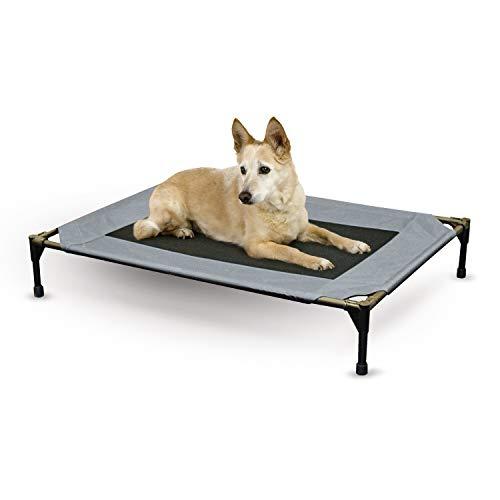 KH 771626 Original Pet Cot - erhöhtes Haustierbett für Hunde und Katzen - Groß, L