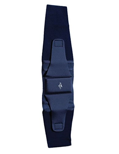 Professionals Choice Comfort Fit Low Back Support, unisex, navy