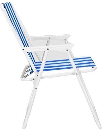 WXF Klappstühle Stühle Tragbarer Klappstuhl, Einfacher Moderner Und Bequemer Tragbarer Klappbarer Strandkorb Für Reisen Im Freien Von Konzerten Auf Dem Campingrasen Camping