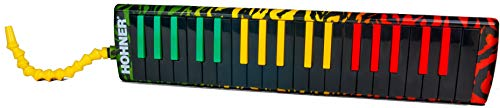 MELODICAS. HOHNER Melodica AIRBOARD RASTA 37.