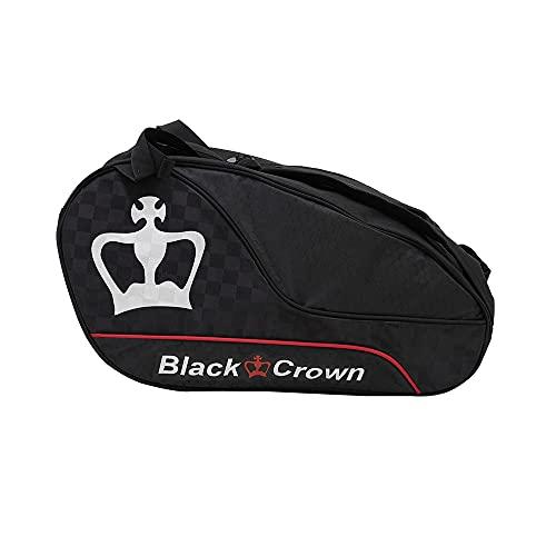 Black Crown PALETERO Bali Negro Rojo