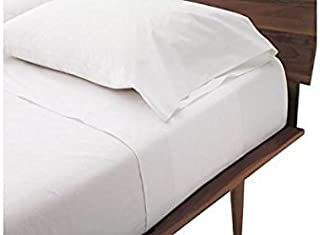 Plushy Comfort Full Sleeper Sofa Set White 100 Egyptian Cotton, 600 Thread Count - (54