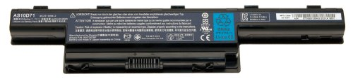 Original Acer Batterie d'ordinateur portable 4400mAh Aspire 5250 Serie