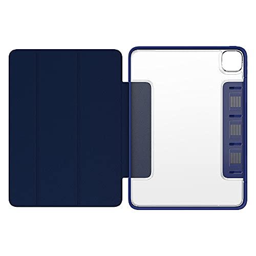 OtterBox Symmetry Series 360 Schutzhülle für iPad Pro 11 Zoll (3. Generation und 2. Generation) – Yale (blau)