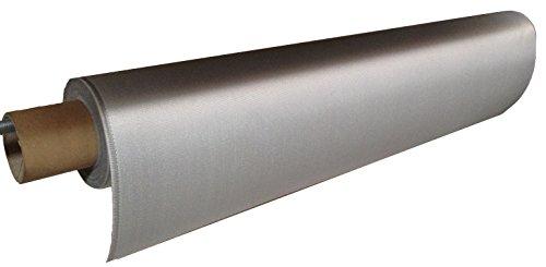 Schweißerdecke Spritzerschutzdecke Hitze 600°C Meterware 1m breit Funkenschutz