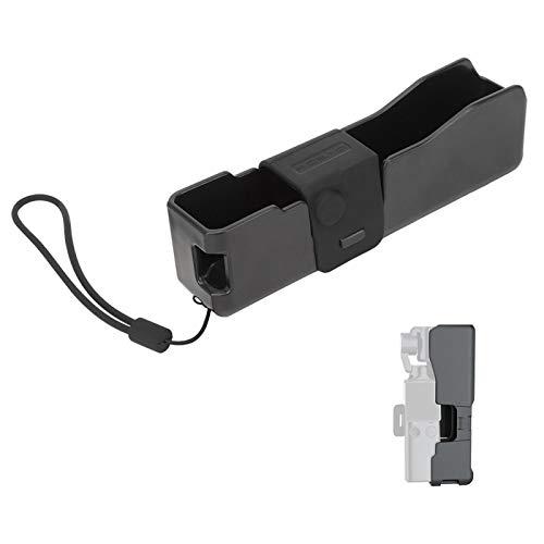 SALUTUYA Material ABS + Silicona Estuche para cámara Compacto y portátil Estuche portátil para cámara, para cámara Deportiva