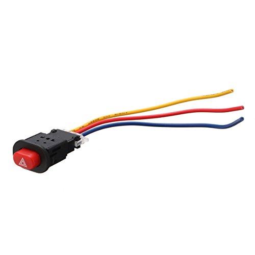 Wooya Interruptor De Luz Y Peligro En Doble Turno Flash Automático Coches Motos