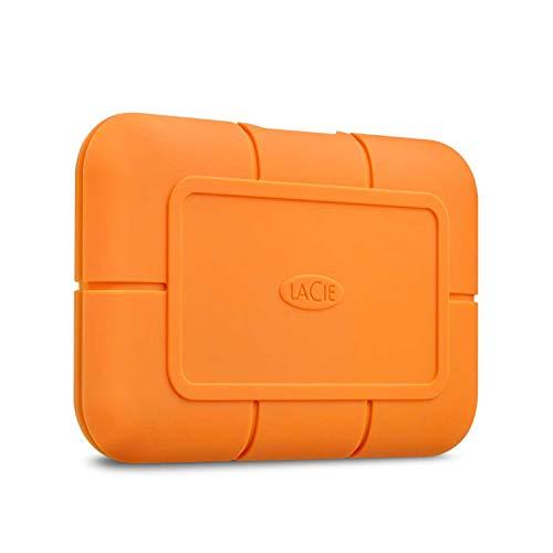 LaCie Rugged SSD 1 TB Solid State Drive : USB-C...