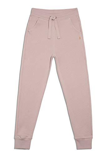 ARMEDANGELS MAAIKA Logo - Damen Sweathose aus Bio-Baumwoll Mix L Pale Mauve Hose Sweat Regular fit