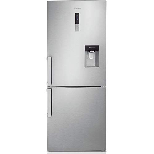 Samsung RL4363FBASL Independiente 432L A++ Gris nevera y congelador -