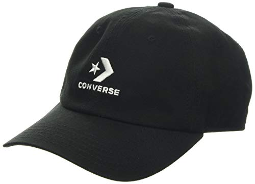 Converse Lock Up Baseball Cap Black