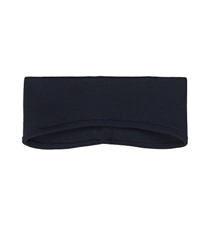 Döll Döll Unisex Baby Stirnband Jersey Ohrenschützer, Blau (Total Eclipse 3000), (Herstellergröße: 49)
