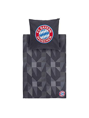FC Bayern München Bettwäsche Black
