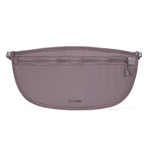 Pacsafe Women's Coversafe S100 Secret Travel Waist Pouch, Mauve Shadow