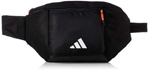adidas Herren Parkhood Crossbody Tasche, Black/Black/Solred, NS