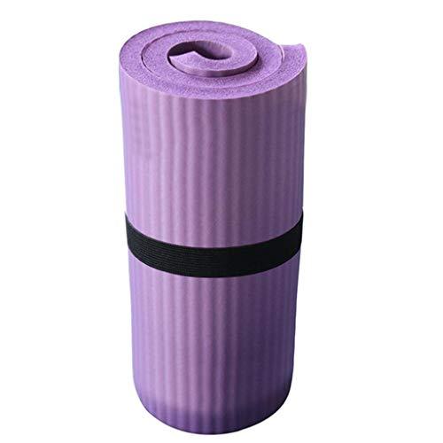 EATAN Mini antideslizante NBR Yoga Auxiliar Pad Sport Mat Gimnasio Soft Pilates Mats Almohadillas plegables para ejercicios de entrenamiento de culturismo