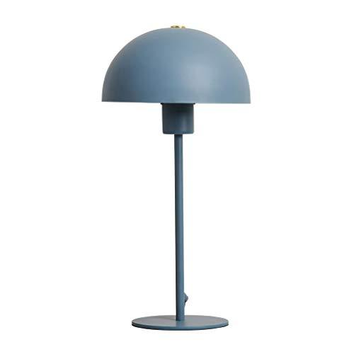 Lámpara de mesa Lámpara de escritorio Lámpara de mesa nórdica Dormitorio de la personalidad creativa Lámpara de la habitación de los niños Hogar Lámpara de cabecera moderna simple Luz de escritorio qu