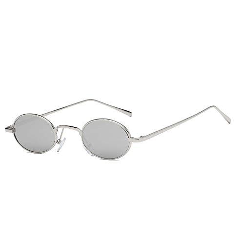 Yangxuelian Gafas de Sol de Mujer Gafas de Sol Redondas para Mujer...