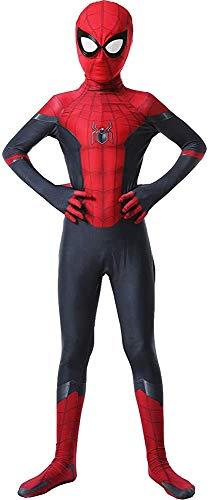 DAELI Spiderman Suit for Kids (FAR from, 4T)