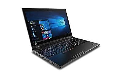 """Lenovo ThinkPad P53 Mobile Workstation 20QN001YUS - Intel Six Core i7-9750H, 16GB RAM, 512GB PCIe Nvme SSD, 15.6"""" HDR 400 FHD IPS 500Nits Display, NVIDIA Quadro T1000 4GB Graphics, Windows 10 Pro"""