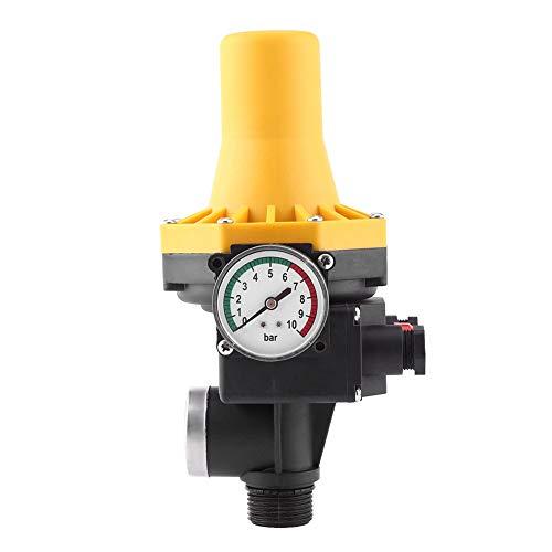 Automatischer Pumpenschalter 220 V Druckregler intelligente Wasserpumpe für Haus, Hof, Garten, Niedriger Lärm