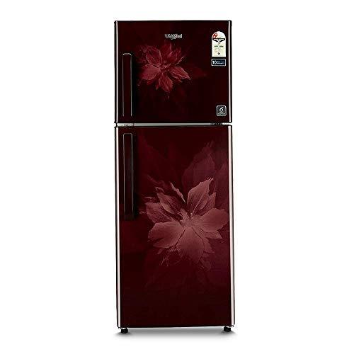 Whirlpool 245 L 2 Star Frost Free Double Door Refrigerator (NEO FR 258 CLS Plus 2S, Wine Regalia)