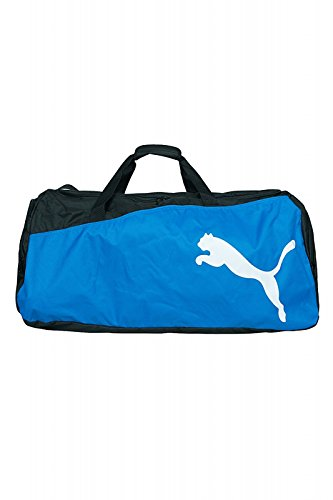 Puma, Borsa sportiva Pro Training, Verde (black-puma royal-White)