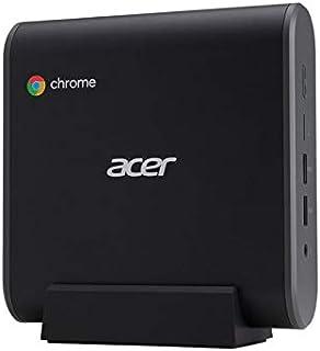 Acer Chromebox CXI3 - Miniordenador - 1 x Celeron 3867U / 1.8 GHz - RAM 4 GB - SSD 32 GB - HD Graphics 610 - GigE - WLAN: ...