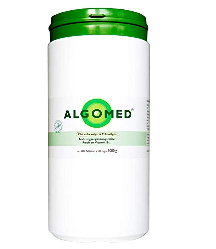ALGOMED Chlorella Tabletten 1000 g