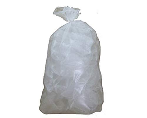 1-PACK Müllsäcke 120 Liter, Home&Office T60extra, transparent, 50 Stück