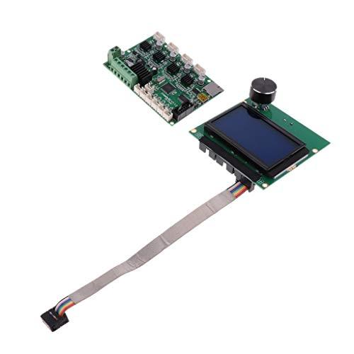 Tubayia Carte de contrôle 3D pour imprimante 3D CR-10