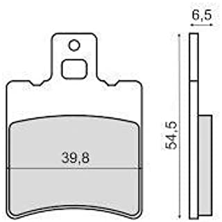 RMS Coppia pastiglie posteriori minimoto polini Brake pads rear pocketbike polini