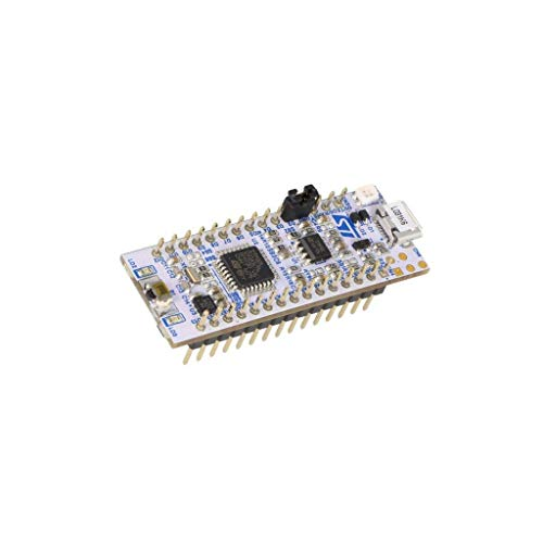 NUCLEO-L031K6 Dev.kit ARM ST Comp STM32L031K6T6 USB B Micro, pin
