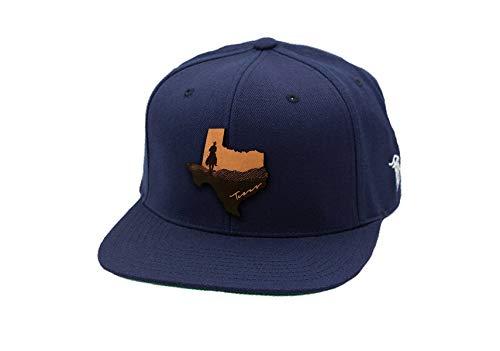 Branded Bills The Texas Cowboy - OSFA/Navy