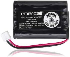 3 X Enercell 3.6V Louisville-Jefferson County Mall 600mAh Cordless Phone 2300894 Ni-MH Battery wholesale