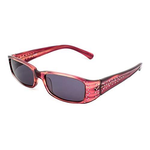 Gafas de Sol Mujer Guess GU6096-VER-3 (ø 53 mm) (Gris) | Gafas de sol Originales | Gafas de sol de Mujer | Viste a la Moda