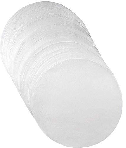 Parchment Paper Baking Circles - 7 inch - 200 Eco-Friendly Pack - Baking Paper Liners for Round Cake Pans Circle Cheesecake, Cooking, Air Fryer