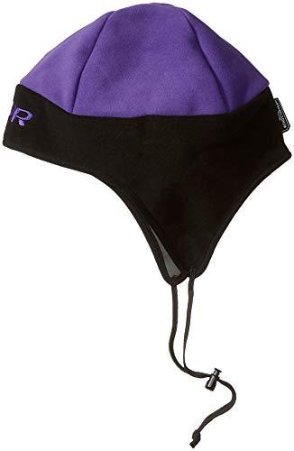 Outdoor Research Peruvian Hat, Purple Rain/Black, L
