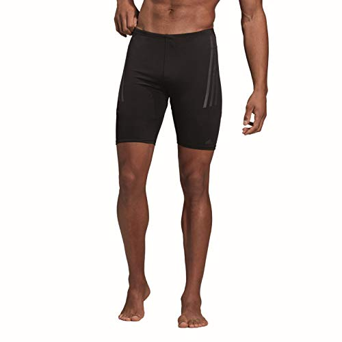 adidas Herren PRO Jam 3S Swimsuit, Black/Carbon, 9