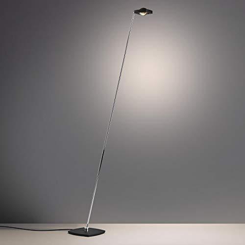 Oligo LED Leseleuchte mit Dimmer Kelveen 90° Schwarz