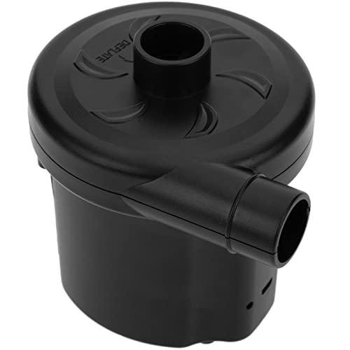 BeMatik - Bomba de Aire portátil USB, inflador eléctrico para colchón Hinchable, Flotador, Tienda de campaña, Piscina con batería 4000 mAH