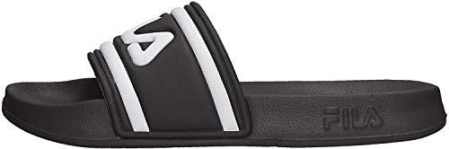Fila Badelatschen Morro Bay Slipper WMN 1010340 25Y Black, Schuhgröße:38