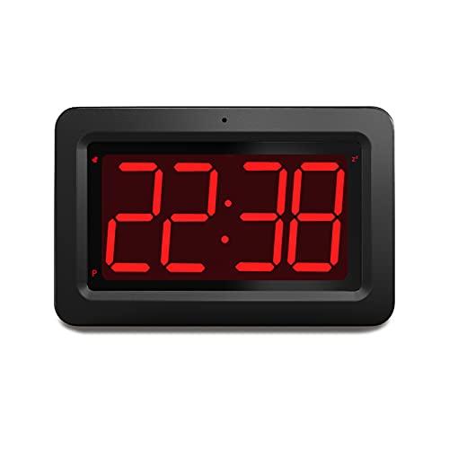 battery wall clock - 7