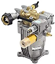 """Horizontal Pump - 3/4"""" Shaft - 3000-3200 PSI - New - Premium - Cold Water - Gasoline - Pressure Washer - Power Washer - Replacement - Axial - 2.3-2.5 GPM Aluminum Head"""