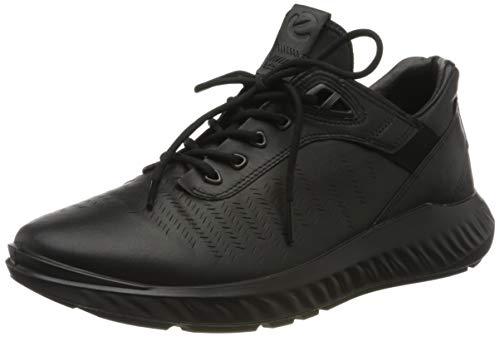 Ecco Herren ST.1LITEM Sneaker, Schwarz (Black 1001), 46 EU