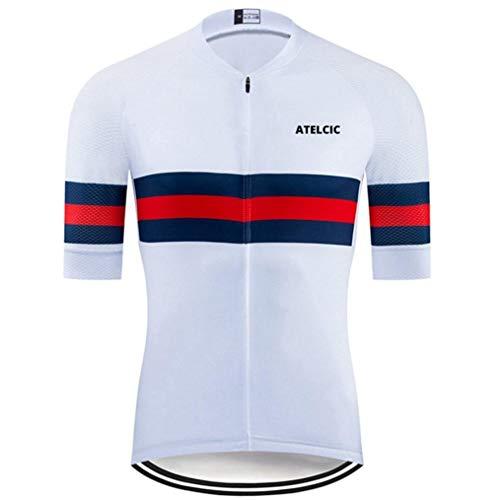 Atelcic Maillot para Ciclismo MTB Spinning Ciclismo de Carre