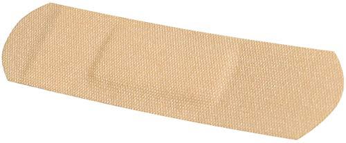 ACTIOMEDIC ELASTIC Pflaster-Strips 19x72 mm I hypoallergene, hautfreundliche Pflaster-Streifen ideal für Freizeit und Beruf I ISO-zertifizierte Herstellung I 100 Stück