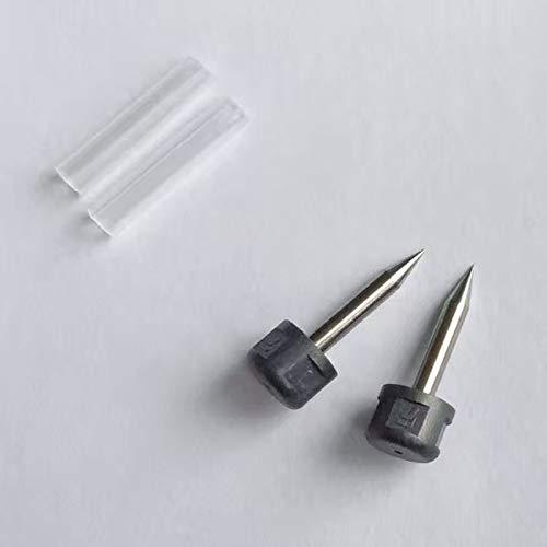 L-Tao-Pulley, 1pair for ELCT2-12 Electrodos Electrodos for Fujikura FSM-11S / 12S-FSM / 11R / 12R / 21S de Fibra óptica encoladora de la fusión de Varillas