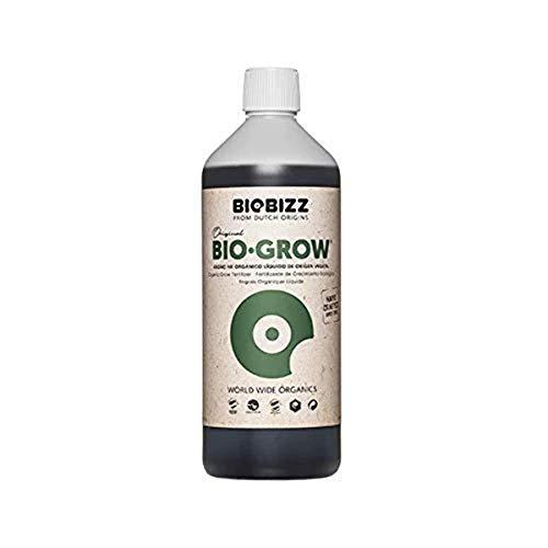 BioBizz Bio-Grow (Organico) - Fertilizante Estimulador Crecimiento, 1l